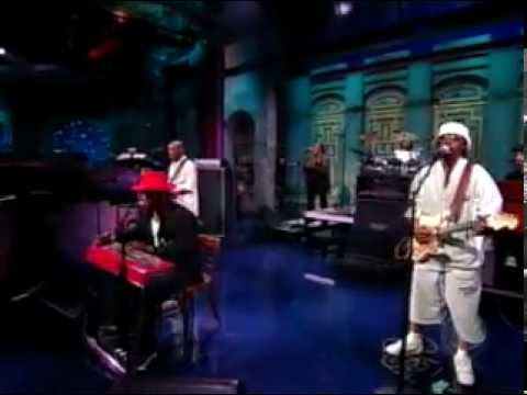 Robert Randolph And The Family Band-I Need More Love-Live On
