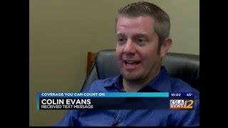 "Evans Financial Group On KSLA Channel 12 - ""Phishing Scam Story"""