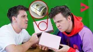 CASH BOX CHALLENGE! ($1,000!) Ft. Lazarbeam, Muselk,  Crayator, BazzaGazza, Tannar and Marcus