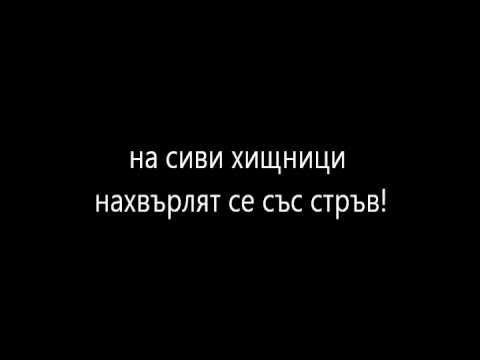 Владимир Висоцки - Хайка за вълци |