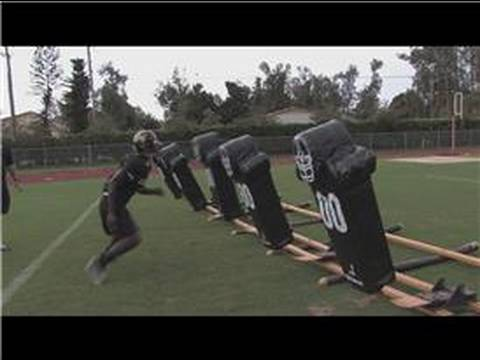Football Tips : How to Become a Better Linebacker