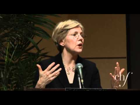 Elizabeth Warren: Fixing the Banks, Lifting the Middle Class