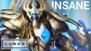StarCraft 2: RIDICULOUSLY CLOSE SERIES! (Dark vs herO)