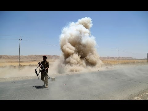 Kurdish Terror Chief: ISIS Insurgents Will Attack UK