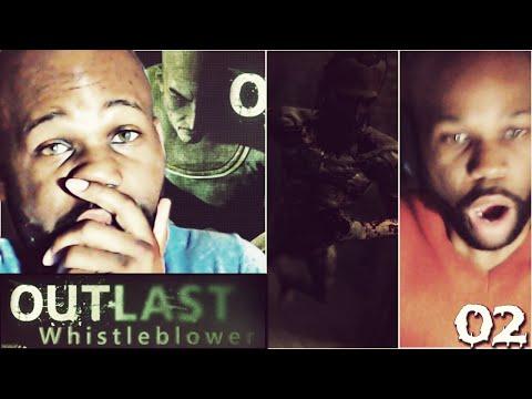 Outlast Whistleblower Gameplay Walkthrough Part 2 - A Radio In The Prison