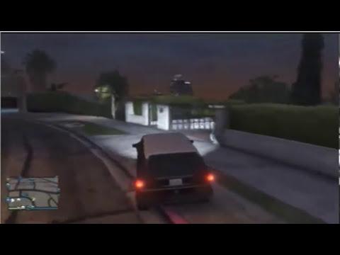 GTA 5 Online Momentos Aleatórios 2 Portão arremessador(GTA 5 Gameplay)