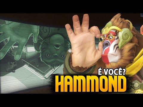 Overwatch | VAZAM INFOS DO HAMMOND O NOVO HERÓI | Rasante #085