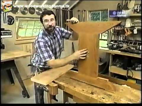 Trestle Table part1  - Woodworking Tips - WoodWorking Projects