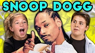Download Lagu KIDS REACT TO SNOOP DOGG Gratis STAFABAND