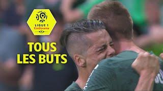Tous les buts de la 34ème journée - Ligue 1 Conforama / 2017-18