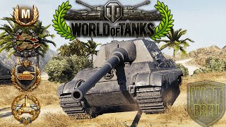 World of Tanks - Jagdtiger - 3 Kills - 12k Damage - Aggressive JagdT [Replay|HD]