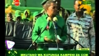 Sakata La Richmond Lawekwa Hadharani Na Rais Kikwete new
