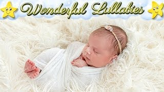 1 Hour Super Soft Soothing Baby Lullaby ♥ Best Bedtime Sleep Music ♫ Good Night Sweet Dreams