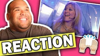 Download Lagu Hilary Duff - What Dreams Are Made Of (From The Lizzie McGuire Movie) REACTION Gratis STAFABAND