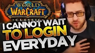 Classic makes me WANT to play World of Warcraft (Classic Beta)