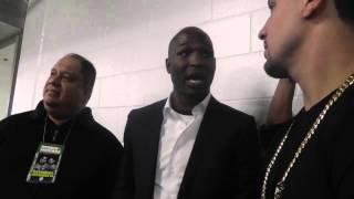 Bernard Hopkins Talks Broner Loss