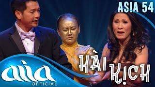 «HÀI KỊCH : ASIA 54» Giải Ốc Ca - Quang Minh, Hồng Đào