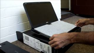 Dell XPS 15 Unboxing and Overview