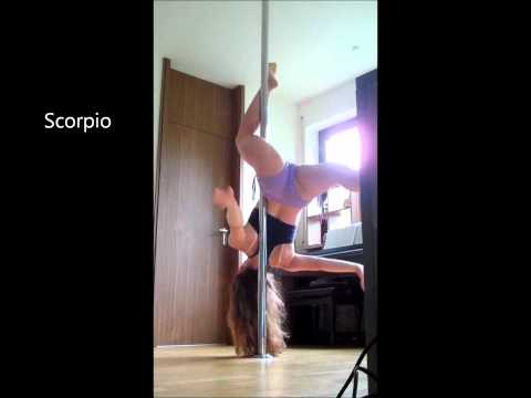 Pole Dance Tutorial: Allegra