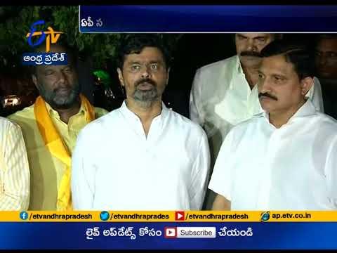 TDP MPs Slams PM Modi over Special Status for Andhra Pradesh