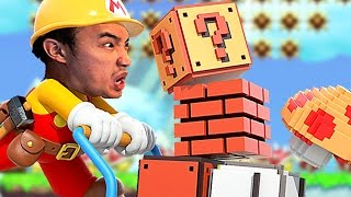 PIQUES PIQUES PARTOUT! | Super Mario Maker FR #70