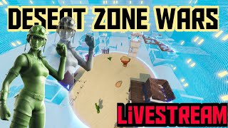 Desert Zone Wars  - FORTNITE