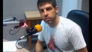 Declaração do Juninho Pernambucano à Rádio Globo (09/11/2015)