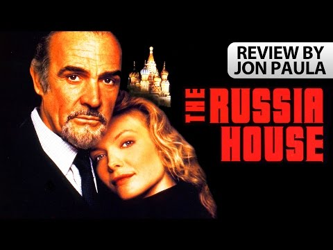The Russia House -- Movie Review #JPMN