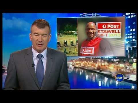 2013 Australia Post Stawell Gift preview_Ten News_27032013