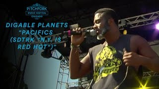Watch Digable Planets Pacifics NY Is Red Hot video