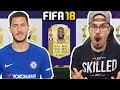 INSANE FULL EPL FUT DRAFT! FIFA 18 ULTIMATE TEAM