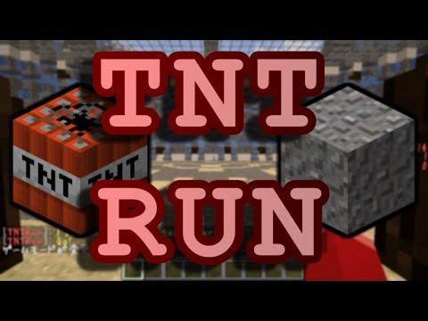 【Minecraft】立ち止まるな!走れ!「TNT Run」に挑戦【ゆっくり実況プレイ】