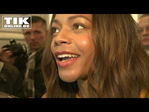 James Bond-Star Naomie Harris verzaubert Berlin!