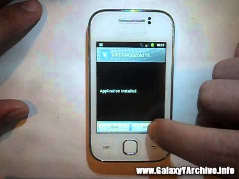 Installing Viper4Android on Samsung Galaxy Y