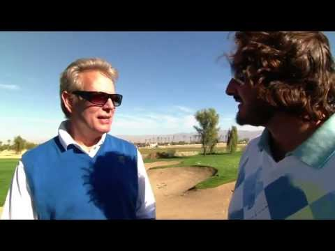 Dub talks golf with Mr Hotel California himself, Don Felder of The Eagles!