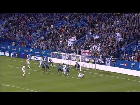 Highlights: Whitecaps FC vs Montreal - ACC Finals Leg 1
