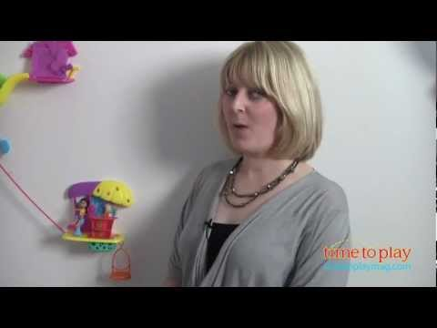Polly Pocket Wall Party Juice Bar from Mattel
