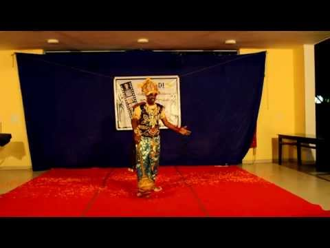 Duryodhana Dialogue From Dvsk Movie By Vijay Kumar (ugadi Celebrations  Jncasr, Bangalore) video