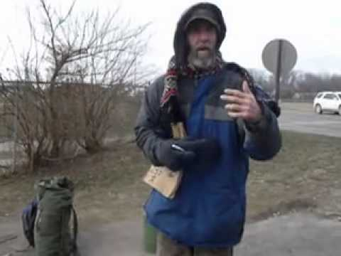 Panhandlers in Cedar Rapids Iowa