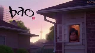 Bao- The emotional story. (Oscar winning animated short film)