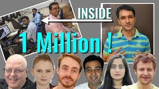 One Million Celebration & INSIDE 'Learn Engineering'