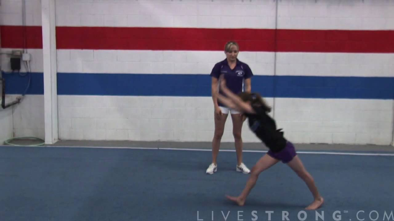 What are the basic skills needed for gymnastics ...