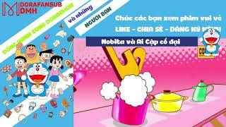 Doraemon tập đặc biệt mừng sinh nhật Doraemon   Nobita và Ai Cập cổ đại