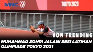 Olimpiade Tokyo 2020, Lalu Muhammad Zohri Jalani Sesi Latihan #LIM 29/07