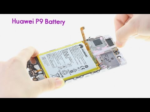 Huawei P9 Battery Repair Guide