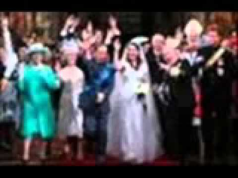 Watch VIDEO: Zara Phillips, Mike Tindall arrive at royal wedding - World . ...