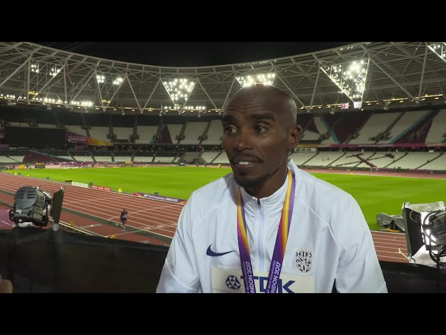 WCH 2017 London - 10.000m Final Mo Farah Gold