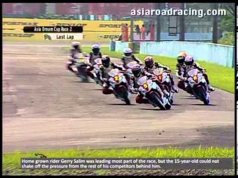 Round 2 Sentul - Asia Dream Cup Race News - 2013 PETRONAS Asia Road Racing Championship