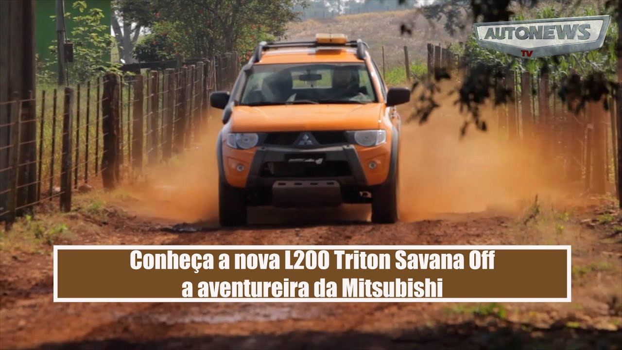 L200 Triton Savana Off L200 Triton Savana Off
