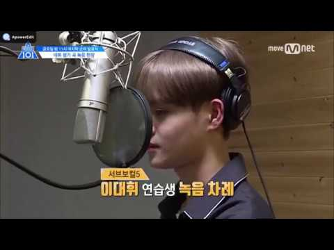 [ENG] Ryan Jhun Asks Daehwi If He Can Write A Song For Him - Super Hot Recording